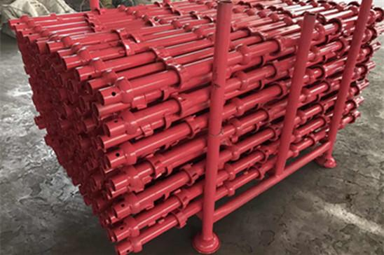 Cuplock scaffolding is safe and reliable