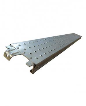 Package of Galvanized Metal Plank