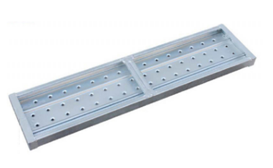 Where are the safety features of scaffolding accessories?