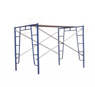 Open end ladder frame scaffold Descriptions
